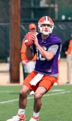 Clemson to Hold 2007 Spring Game