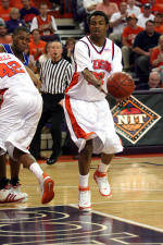 Basketball Travels to Freedom Hall to Meet Louisville Monday