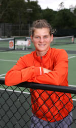 Clemson Women's Tennis Players Advance At National Indoor Championships On Thursday