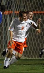 Clemson Junior Riley Sumpter Earns ACC Men's Soccer Weekly Accolade