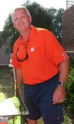 Chuck McCuen Named Clemson Head Men's Tennis Coach