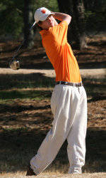 Clemson Golf Feature: Luke Hopkins