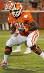 Clemson Football Feature: Jamarcus Grant