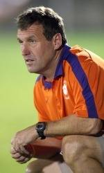 Clemson Will Play at East Tennessee State Monday Night