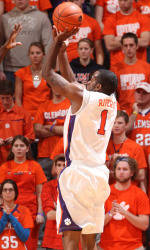 #9 Tiger Men's Basketball Team to Play Host to #2 Wake Forest Saturday