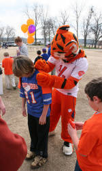 Be a T.I.G.E.R! Field Day to be Held Saturday, April 12
