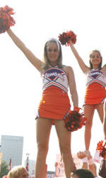 Information for this Saturday's Clemson Football Cheer and Dance Clinic
