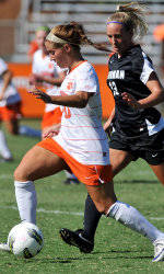 Clemson Women's Soccer Team to Open ACC Season on the Road Against Miami Thursday
