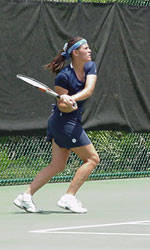 Wake Forest Knocks Off Clemson In ACC Women's Tennis Tournament