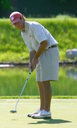 Martin Named Cleveland Golf/Srixon Academic Scholar
