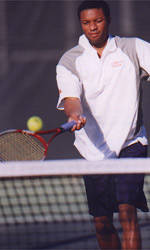 Men's Tennis Defeats St. John's And West Virginia