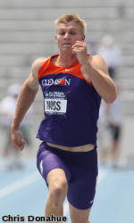 Clemson Women's 4×100 Relay Qualifies for Final on Day One at NCAA Outdoor Championships