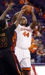 Clemson Lady Tigers Tip Wake Forest, 77-73, in Overtime