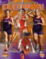 2007-08 Clemson Women's Track & Field Media Guide