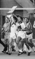 Clemson 1984 Men's Soccer Team to be Inducted into Ring of Honor Friday