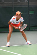 Ninth-Ranked Women's Tennis Upset By #34 VCU, 4-3