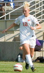 Three Lady Tigers Honored by the Atlantic Coast Conference