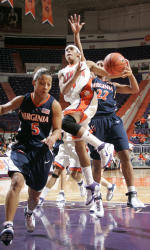 Women's Basketball To Begin Play At 2007 ACC Tournament