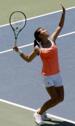 Women's Tennis Opens Fall Season at Furman Fall Classic