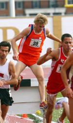 Matt Hughes Competes at IAAF World Junior Championships
