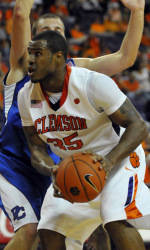 Clemson Football Game Program Feature: Trevor Booker
