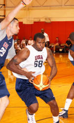 Booker, Team USA Fall in Semifinals of World University Games to Russia