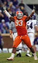 theACC.com Feature: Clemson's Da'Quan Bowers Provides Many Reasons to Smile