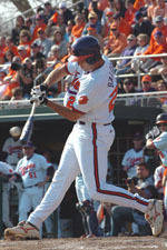 #2 Clemson Defeats Winthrop 6-4 Wednesday for Sixth Straight Win