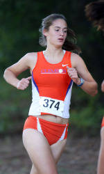 Women's 4x800m Relay Team Finishes Clemson's Efforts at Penn Relays