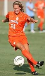 Clemson Women's Soccer Team to Play Host to Northeastern Sunday at Noon