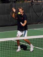 Men's Tennis To Play Host To North Carolina And #11 Duke This Weekend