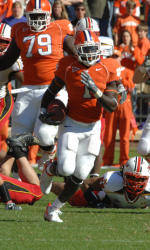 Last Second Field Goal Gives Maryland 13-12 Win Over No. 19 Clemson