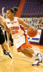 Clemson Women's Basketball To Play Host To Chattanooga On Monday