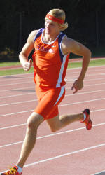 Clark's Third-Place Showing in 5000m Leads Clemson at ACC Indoor Championships