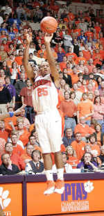 Three Tiger Basketball Players Named to All-ACC Academic Team