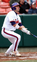 #19 Clemson Rallies For 6-5 Win in 10 Innings to Complete Sweep of Charlotte Sunday
