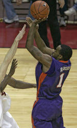 No. 12 Tigers Rally, Fall To No. 23 Florida St., 73-66