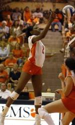 Clemson Volleyball Falls at #17 Florida State in Five Sets