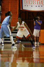 Hardy Sets School Freshman Steal Record As Lady Tigers Fall At Florida State, 73-61