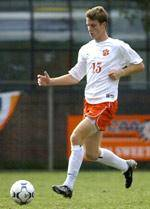 Tigers Play Air Force To 3-3 Tie