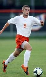 Clemson Upsets No. 11 N.C. State 1-0 in Men's Soccer