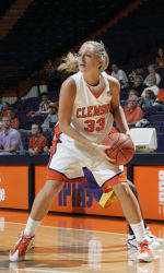 Clemson Falls to Tech Women in Atlanta, 53-48