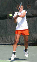 Women's Tennis To Play Host To William & Mary On Sunday