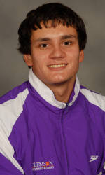 Clemson Swimmer Harry Foster Selected to Participate in NCAA 2010 Career in Sports Forum