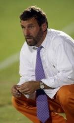 Clemson Men's Soccer Team will Play at Wake Forest Friday