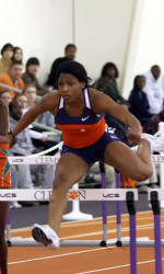 Ford, Mamona Highlight Day One for Clemson Track & Field at VT Elite Meet