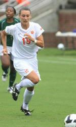 Clemson Women's Soccer Team to Play Host to #3 North Carolina Thursday