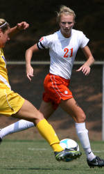 Clemson Women's Soccer Team to Open Season at Home Against Alabama-Birmingham Friday