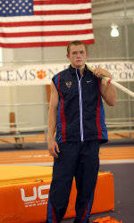 Pole Vaulter Greeley Earns Silver Medal at Pan Am Junior Championships