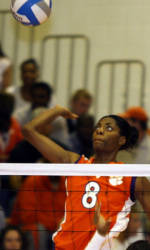 Clemson Volleyball Ranked #25 In Latest Poll
